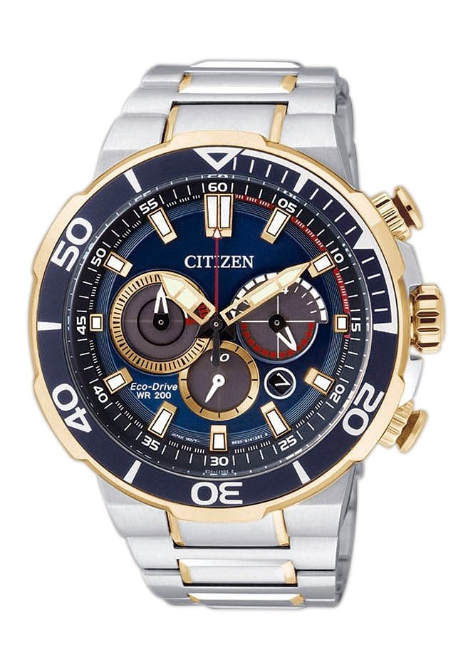 CITIZEN chronograaf CA4254-53L