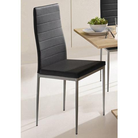 Eetkamerstoelen Vrijdragende stoel in set van 2 of 4 365826