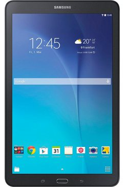 Galaxy Tab E, Android 4.4 (KitKat), Quad-Core, 24,3 cm (9,6 inch), 1536 MB