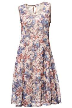 kanten jurk multicolor