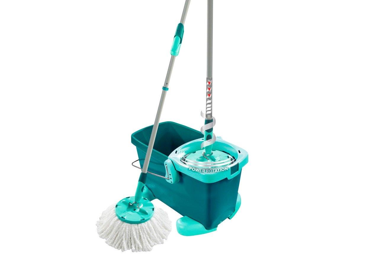 leifheit vloerwisser set clean twist mop met trolley nu online bestellen otto. Black Bedroom Furniture Sets. Home Design Ideas