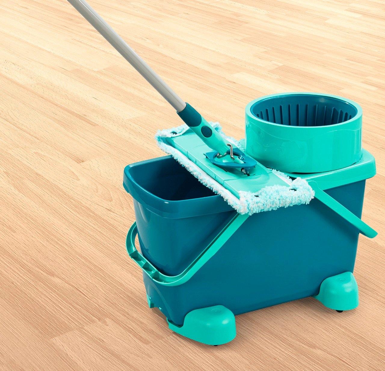leifheit vloerwisser set clean twist xl incl trolley nu online bestellen otto. Black Bedroom Furniture Sets. Home Design Ideas