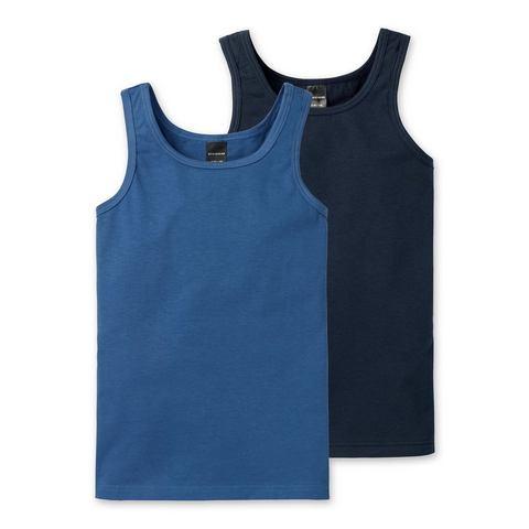 SCHIESSER Hemd for boys set van 2