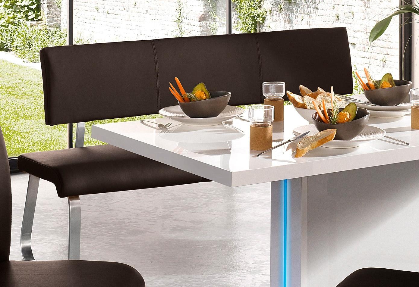 MCA furniture bank Arco Bank, belastbaar tot 280 kg (1 stuk) bestellen: 30 dagen bedenktijd