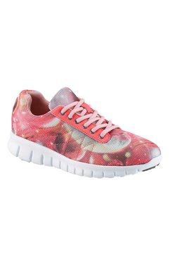 Sneakers van textiel