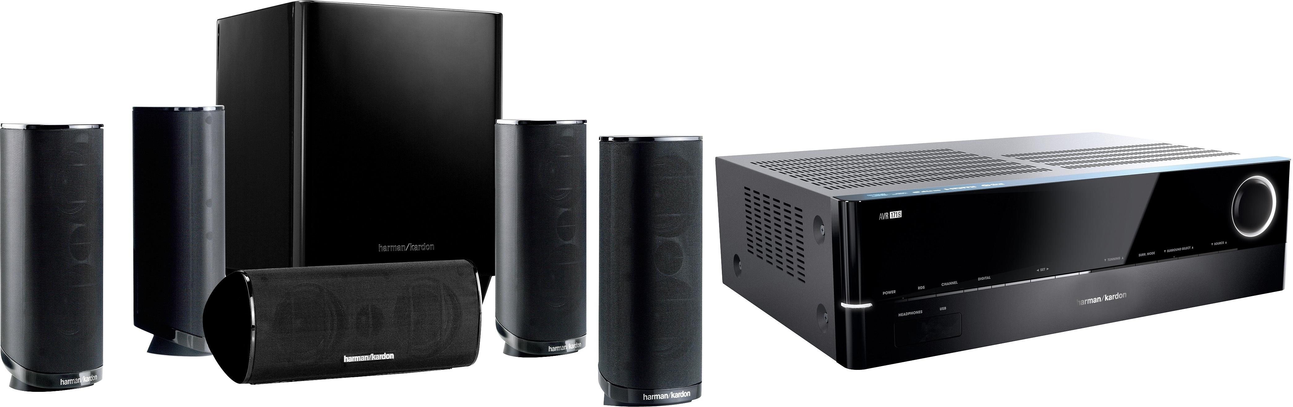 Harman/kardon HD Com 1716S thuisbioscoop, 700 W, 3D, Bluetooth, Spotify/vTuner bij OTTO online kopen