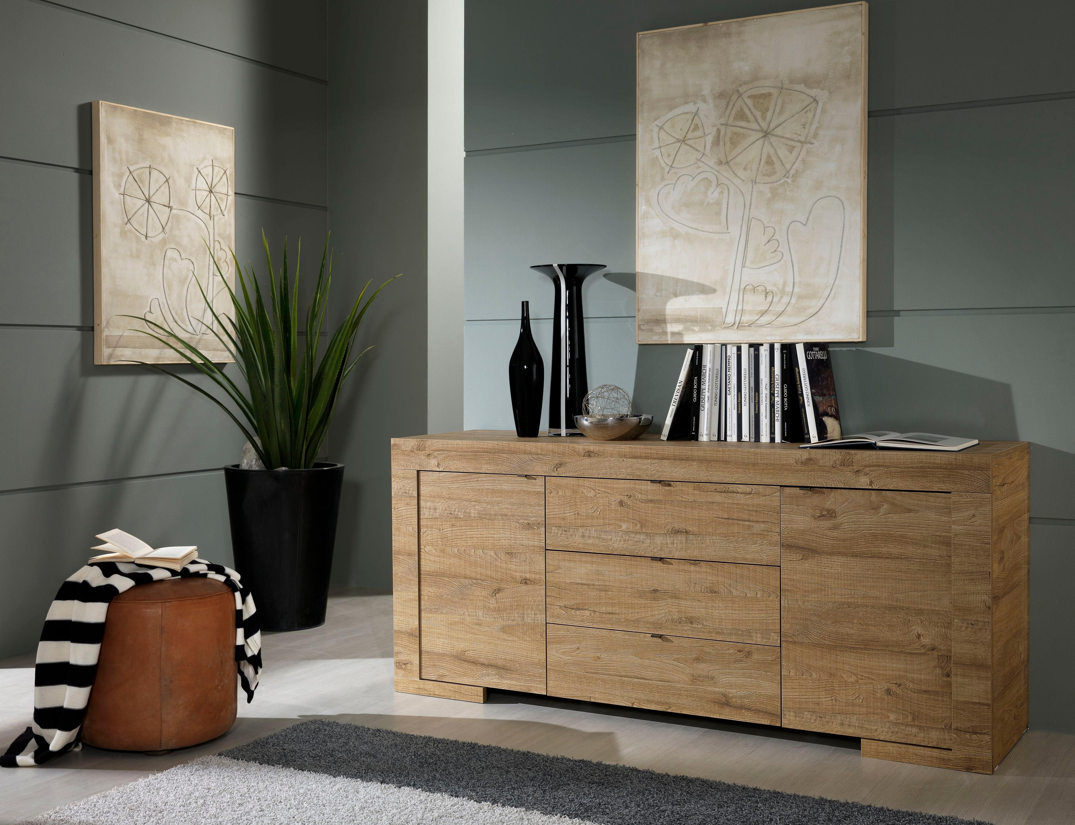 LC dressoir Milano Breedte 191 cm online kopen op otto.nl