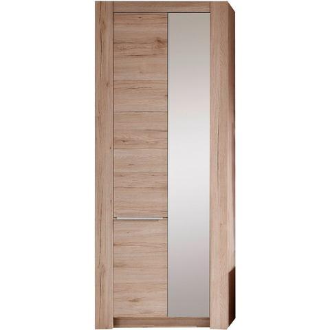 Garderobekast Cougar met spiegel