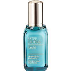 estée lauder gezichtsserum idealist pore minimizing skin refinisher bevat kastanje-extract blauw