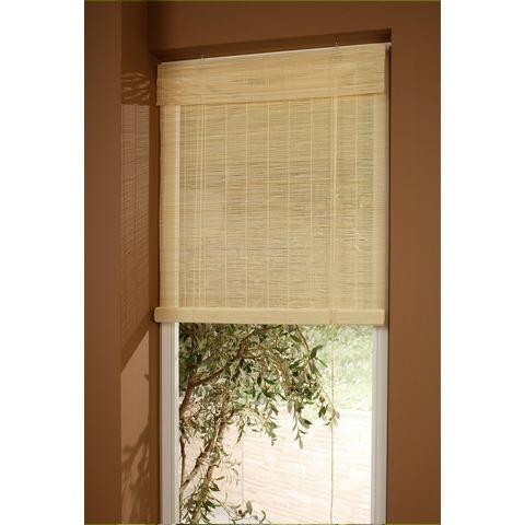 bamboe rolgordijn kopen online internetwinkel. Black Bedroom Furniture Sets. Home Design Ideas