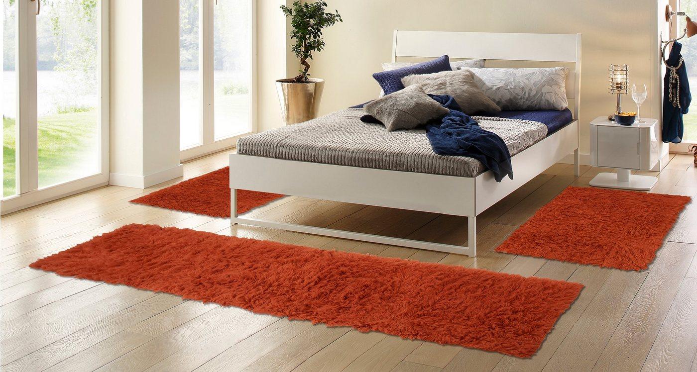 3-delige slaapkamerset Flokati 1500 g