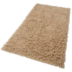 boeing carpet wollen kleed flokati 1500 g zuivere wol, met de hand gemaakt, woonkamer beige