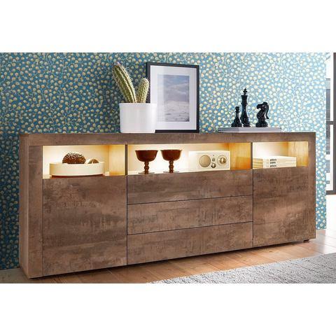 Dressoirs Sideboard breedte 166 cm 333429