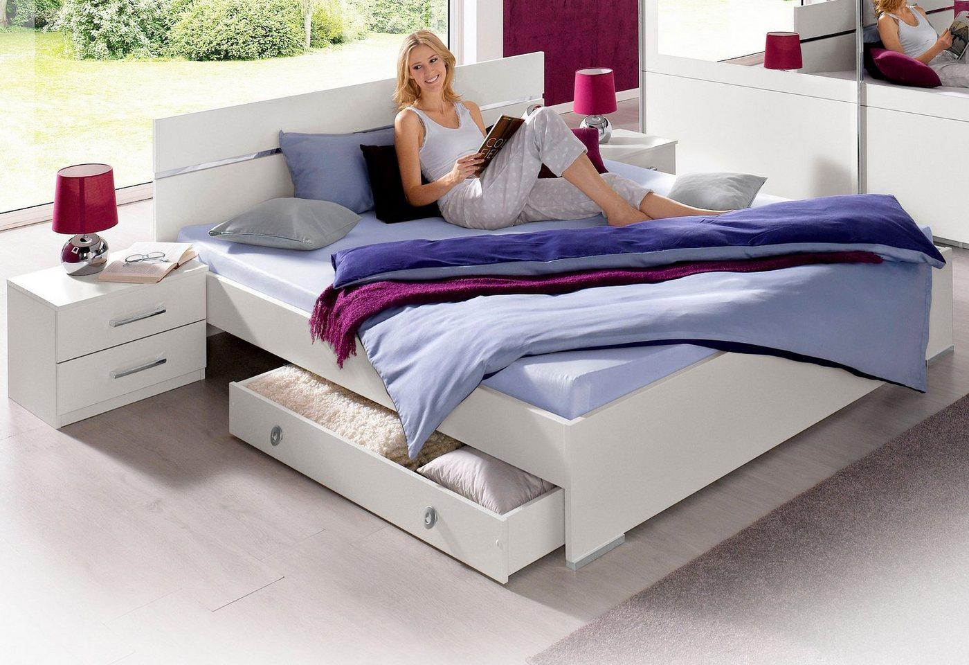 RAUCH Bed + 2 nachtkastjes