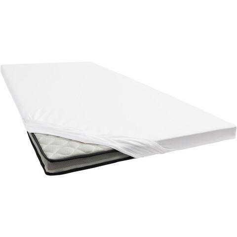 Topper Hoeslaken Damai 8 cm White (Katoen)