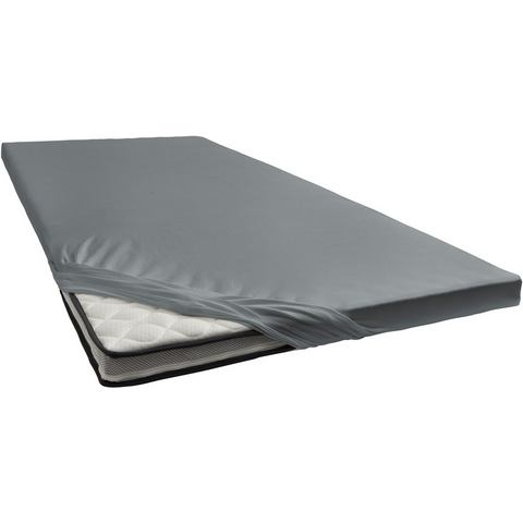 Topper Hoeslaken Damai 8 cm Grey (Katoen)