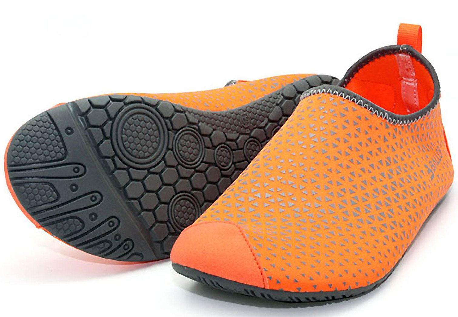 Ballop barefoot schoenen, »Spider orange«
