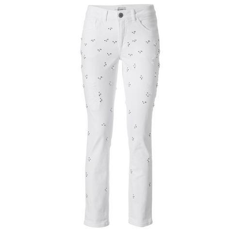 NU 20% KORTING: Skinny-jeans