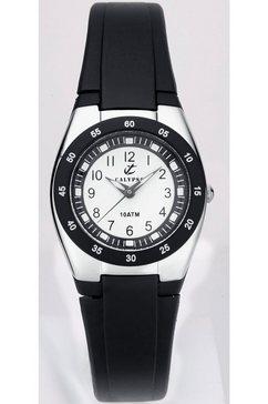 calypso watches, horloge, 'k6043-f' zwart