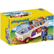 playmobil constructie-speelset touringcar (6773), playmobil 1-2-3 gemaakt in europa multicolor