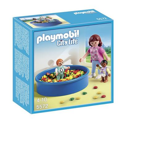 PLAYMOBIL® Ballenbak 5572 City Life