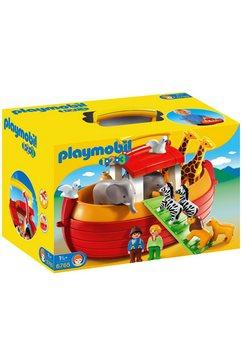 playmobil meeneem-ark van noach 6765 1-2-3 multicolor