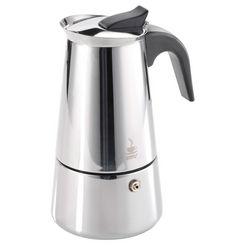 gefu espressokoker emilio zilver