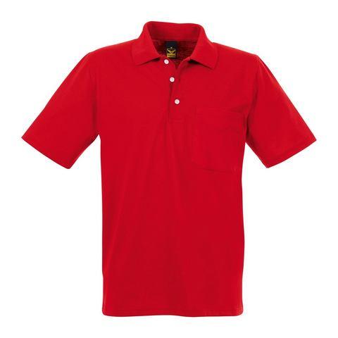 TRIGEMA Polo-Shirt mit Brusttasche