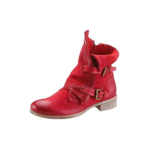 Schoen: ARIZONA Boots met used-finish