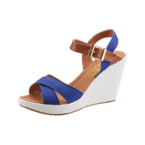 Schoen: ANDREA CONTI Sandaaltjes met 9 cm hoge hak
