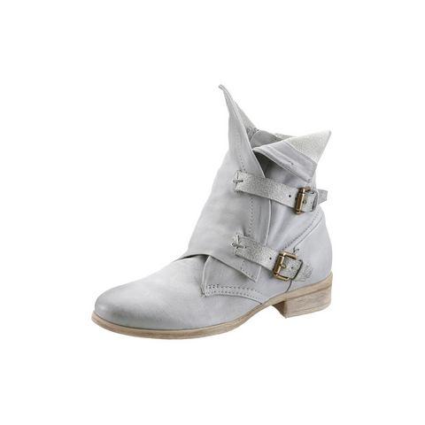 Dames schoen: ARIZONA Boots met used-finish