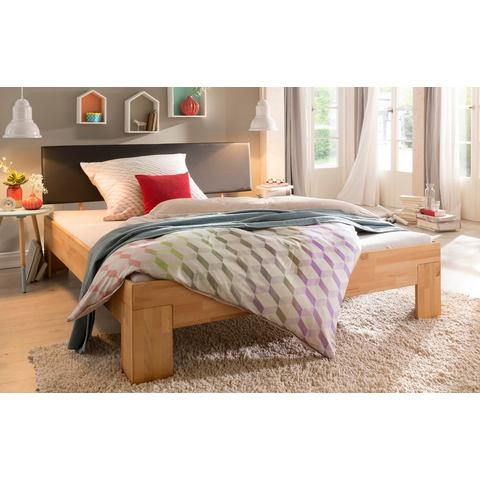 HOME AFFAIRE Bed »Toronto« ligoppervlakteak 180x200 cm bruin Home Affaire 613463