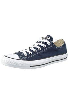 converse schoenen chuck taylor all star core ox blauw