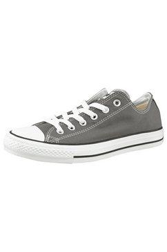 converse schoenen chuck taylor all star core ox grijs