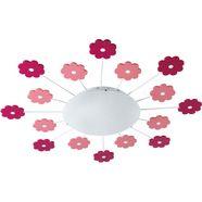 eglo plafondlamp viki plafondlamp roze