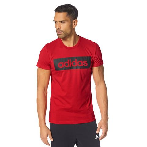 ADIDAS PERFORMANCE T-shirt ESSENTIALS LINEAR TEE