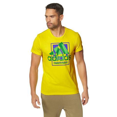 ADIDAS PERFORMANCE T-shirt COUNTRY LOGO TEE