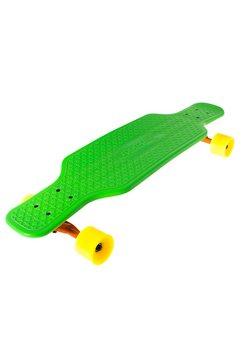 sportplus ezy! longboard, »frog snap sp-sb-203« groen