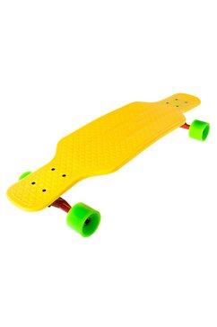 sportplus ezy! longboard, »bee sting sp-sb-205« geel