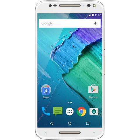 Motorola Moto X Style white - Smartphone, Android, 32 GB, 5,7 Zoll