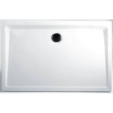 Douchecabines  -schermen Rechthoekige douchebak Extra plat 436166