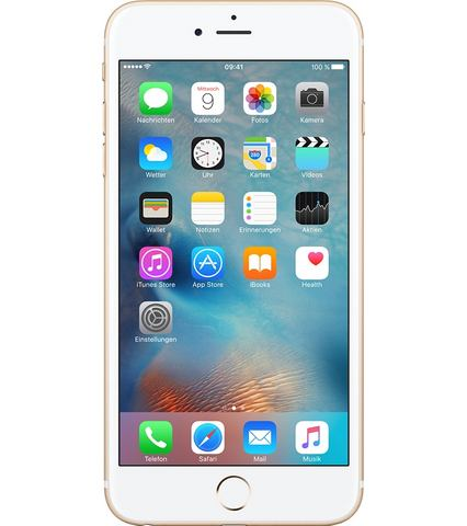 Apple iPhone 6s Plus 128 GB, 14 cm (5,5 inch) Display, LTE (4G), iOS 9, 12,0 Megapixel