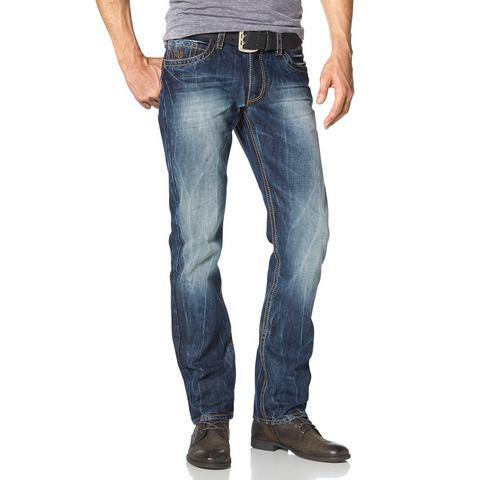 BRUNO BANANI Straight-jeans Billy