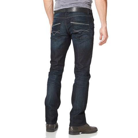 BRUNO BANANI Straight-jeans Sam