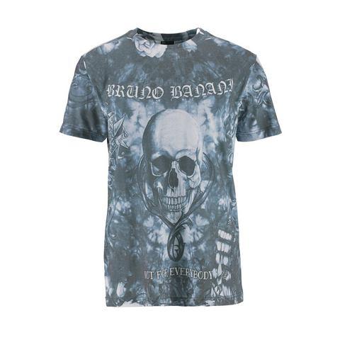 BRUNO BANANI T-shirt met opschriften