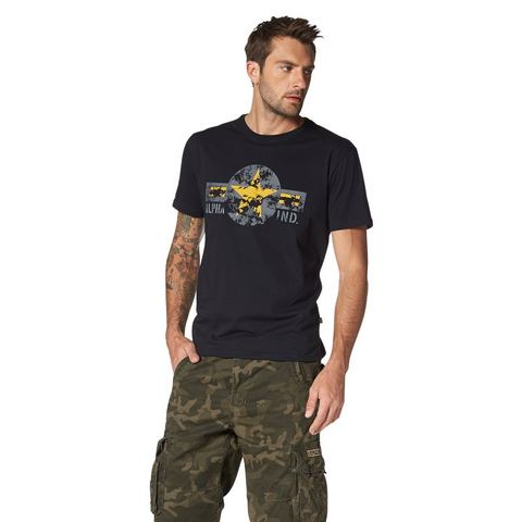ALPHA INDUSTRIES T-shirt Usaf T