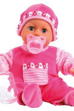 bayer babypop 'first words' (1-delig) roze