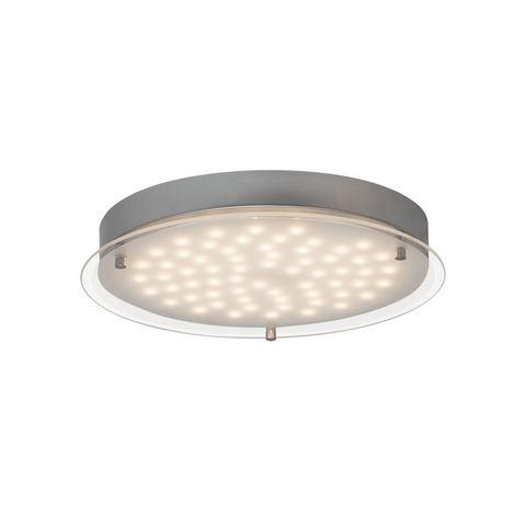 plafondlamp chroomkleur wit-transparant Brilliant Leuchten 290882