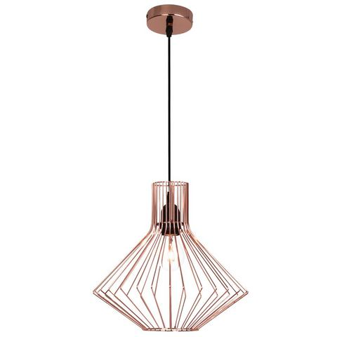 BRILLIANT Hanglamp E27 met 1 fitting