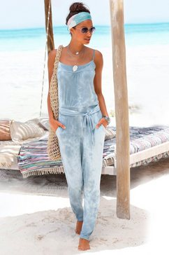 Jumpsuit met allover-print